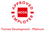 ACCA Approved Employer - Trainee Development - Platinum